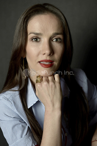 MIAMI BEACH, FL - MARCH 05: Actress Natalia Oreiro from the film ' I'm Gilda ' poses for a portrait in the Vallerymag.com Portrait Studio during the 2017 Miami Dade College's 34th Miami Film Festival portrait at The Standard Hotel on March 5, 2017 in Miami Beach, Florida. Credit: MPI10 / MediaPunch