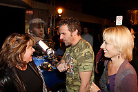 Montreal (Qc) CANADA- November 14, 2007 -<br /> Lise Dion,<br /> Patrick Huard ,<br /> Sylvie Boucher,<br /> Launch of  Taxi 2.20 - season 1  DVD at Bonsecour Market.<br /> <br /> photo (c) Pierre Roussel -   Images Distribution