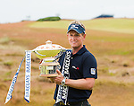 Barclays Scottish Open Winner