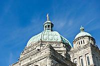 Parliment building, Victoria, British Columbia, Canada