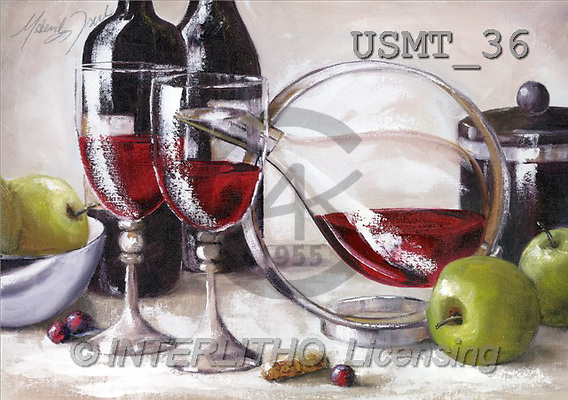 Malenda, STILL LIFES, paintings(USMT36,#I#) Stilleben, naturaleza muerta, illustrations, pinturas