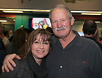 Michele Hagan and Mike Reid during the Jack T. Reviglio Cioppino Feed & Auction at the Donald W. Reynolds Facility in Reno on Saturday, February 25, 2017.