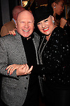 LOS ANGELES - DEC 4: Jeffrey Lane, Lorna Luft at a party hosted by The Actors Fund after a performance of 'White Christmas' at the Pantages Theater on December 4, 2016 in Los Angeles, California