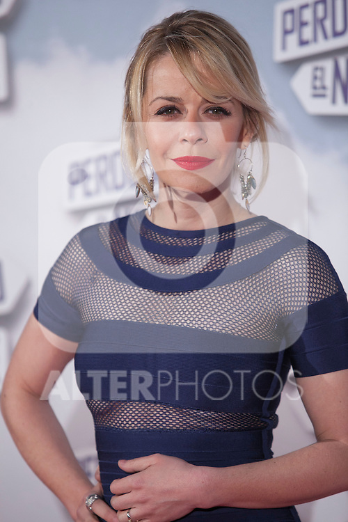 Actress Maria Adanez poses during `Perdiendo el Norte´ film premiere photocall in Madrid, Spain. March 05, 2015. (ALTERPHOTOS/Victor Blanco)
