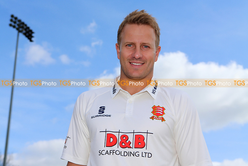 New Essex signing Neil Wagner during the Essex CCC Press Day at The Cloudfm County Ground on 5th April 2017