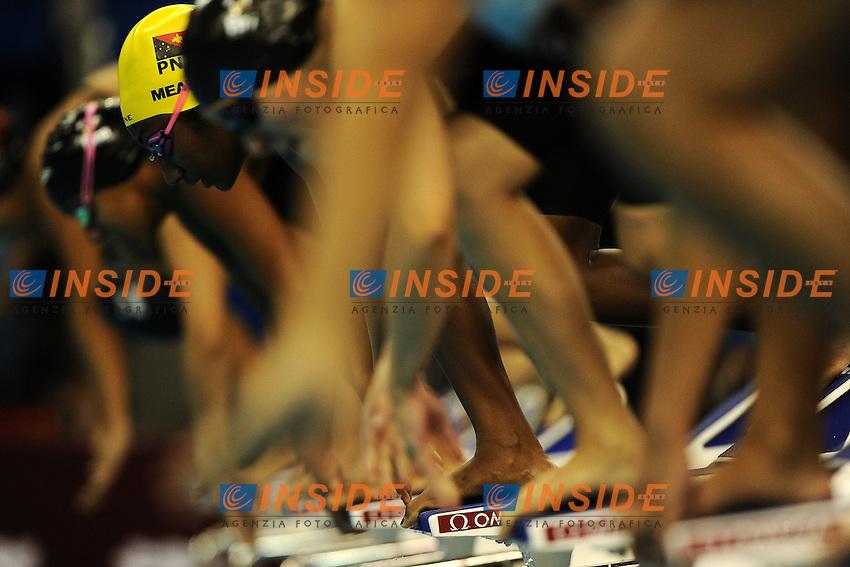 .Women's 50m Butterfly - Swimming / Nuoto.Shanghai 29/7/2011 .14th FINA World Championships.Foto Andrea Staccioli Insidefoto