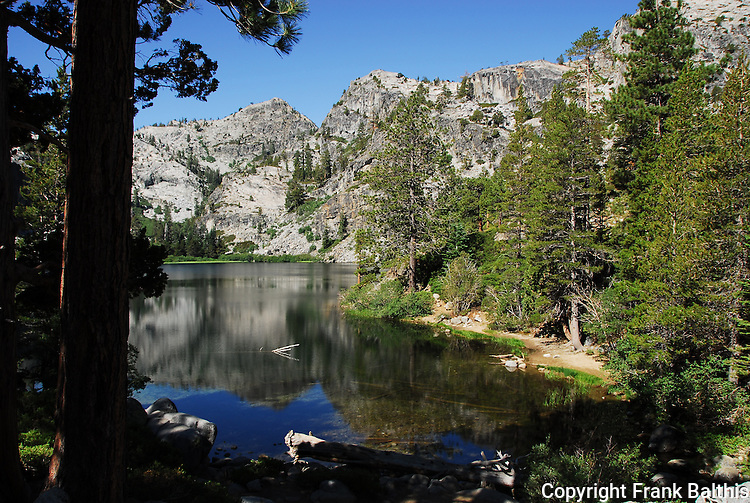 Eagle Lake in Desolation Wilderness, Eldorado National Forest