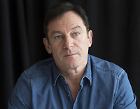 Jason Isaacs at the Hotel Mumbai press conference in New York City on 17 March 2019. Credit: Magnus Sundholm/Action Press/MediaPunch ***FOR USA ONLY***