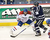 Josh Holmstrom (Lowell - 12), ? - The visiting University of New Hampshire Wildcats defeated the University of Massachusetts-Lowell River Hawks 3-0 on Thursday, December 2, 2010, at Tsongas Arena in Lowell, Massachusetts.