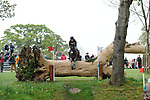 6th May 2017, Oliver Townend riding Samuel Thomas II during the Cross Country phase of the 2017 Mitsubishi Motors Badminton Horse Trials, Badminton House, Bristol, United Kingdom. Jonathan Clarke/JPC Images