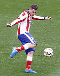 Atletico de Madrid's Jose Maria Gimenez during La Liga match.March 21,2015. (ALTERPHOTOS/Acero)