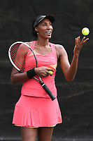 DELRAY BEACH, FL - NOVEMBER 03: Lisa Leslie attends the Chris Evert/Raymond James Pro-Celebrity Tennis Classic at the Delray Beach Tennis Center on November 3, 2017 in Delray Beach Florida. Credit: mpi04/MediaPunch /NortePhoto.com