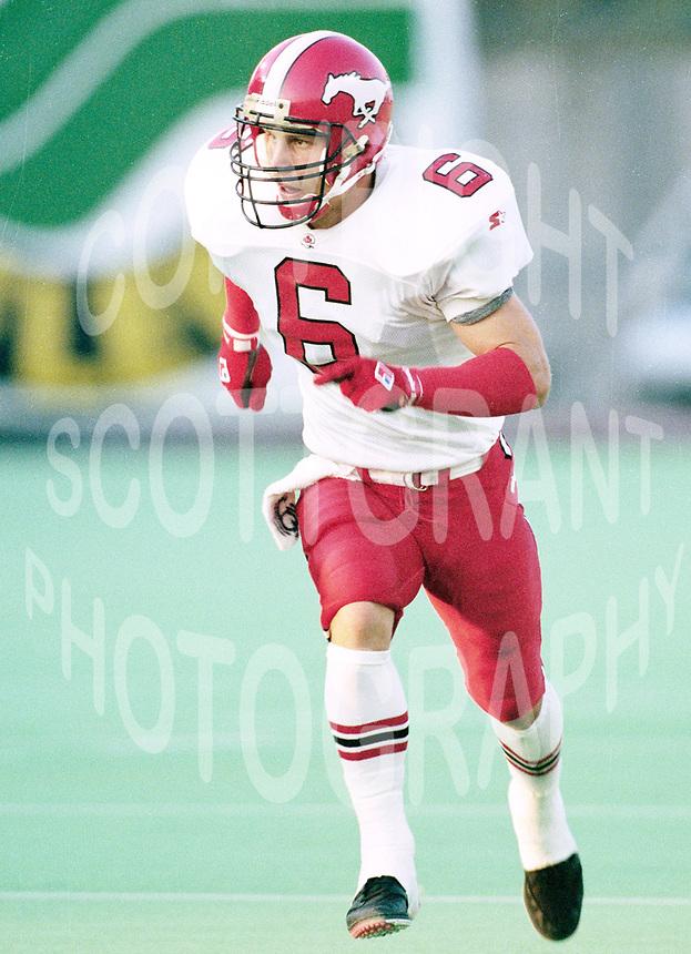 Calgary Stampeders-1992-Photo:Scott Grant