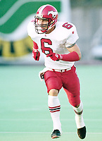 Calgary Stampeders-1992-Photo:Scott Grant