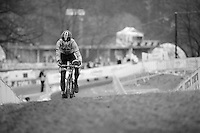 course recon &amp; training<br /> <br /> 2015 UCI World Championships Cyclocross <br /> Tabor, Czech Republic