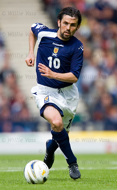 Paul Hartley, Scotland.stock season 2005-2006.pic willie vass