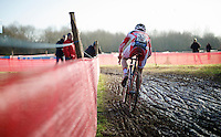 don't ride the deep mud<br /> <br /> CX Leuven Soudal Classic 2015