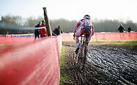 don't ride the deep mud<br /> <br /> CX Leuven Soudal Classic 2015