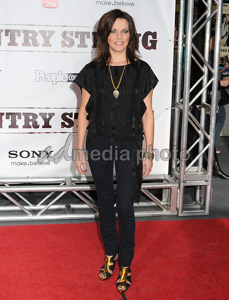 "08 November 2010 - Nashville, TN - Martina McBride. ""Country Strong"" World Premiere held at the Green Hills Cinema. Photo Credit: Laura Farr/AdMedia"