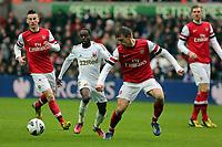2012 12 01 Arsenal V Swansea City