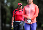 Olive Tapu during the New Zealand Amateur Golf Championship at Russley Golf Course, Christchurch, New Zealand. Saturday 4 November 2017. Photo: Simon Watts/www.bwmedia.co.nz