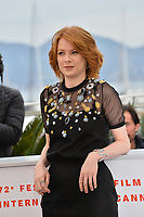 "CANNES, FRANCE. May 18, 2019: Emily Beecham at the photocall for the ""Little Joe"" at the 72nd Festival de Cannes.<br /> Picture: Paul Smith / Featureflash"