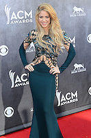 LAS VEGAS, NV, USA - APRIL 06: Shakira at the 49th Annual Academy Of Country Music Awards held at the MGM Grand Garden Arena on April 6, 2014 in Las Vegas, Nevada, United States. (Photo by Celebrity Monitor)