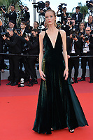 "CANNES, FRANCE. May 16, 2019: Daria Strokous at the gala premiere for ""Rocketman"" at the Festival de Cannes.<br /> Picture: Paul Smith / Featureflash"