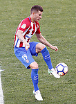 Atletico de Madrid's Lucas Hernandez during La Liga match. April 15,2017. (ALTERPHOTOS/Acero)