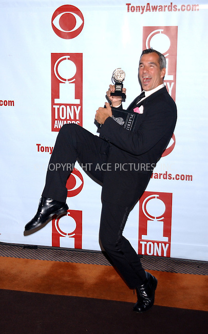 WWW.ACEPIXS.COM . . . . . ....NEW YORK, NEW YORK, JUNE 5TH 2005....Jerry Mitchell at The 59th Annual Tony Awards held at Radio City Music Hall.....Please byline: KRISTIN CALLAHAN - ACE PICTURES.. . . . . . ..Ace Pictures, Inc:  ..Craig Ashby (212) 243-8787..e-mail: picturedesk@acepixs.com..web: http://www.acepixs.com