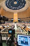 72 General Debate &ndash; 20 September <br /> <br /> <br /> Shots  from GA72
