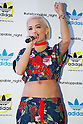 "Rita Ora, September 19, 2014 : British singer, songwriter and actress Rita Ora greets fans and media during the ""adidas Originals by Rita Ora"" launch on September 19, 2014 in Tokyo, Japan. (Photo by Rodrigo Reyes Marin/AFLO)"