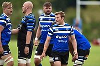 Will Chudley of Bath Rugby looks on. Bath Rugby pre-season training on August 8, 2018 at Farleigh House in Bath, England. Photo by: Patrick Khachfe / Onside Images