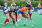 HUIZEN - Hockey - Pili Romang (Bldaal)  Hoofdklasse hockey competitie, Huizen-Bloemendaal (2-1) . COPYRIGHT KOEN SUYK