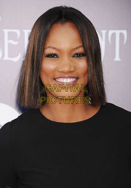HOLLYWOOD, CA- MAY 28: Actress Garcelle Beauvais arrives at the World Premiere Of Disney's 'Maleficent' at the El Capitan Theatre on May 28, 2014 in Hollywood, California.<br /> CAP/ROT/TM<br /> &copy;Tony Michaels/Roth Stock/Capital Pictures