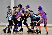 20171015 Quake, Battle & Roll -  Richter City Roller Derby v  Northern Brisbane Rollers