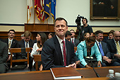 "FBI Deputy Assistant Director Peter Strzok waits to testify during a joint hearing of the United States House Committee on the Judiciary and the US House Committee on Oversight and Government Reform on ""Oversight of FBI and DOJ Actions Surrounding the 2016 Election"" on Capitol Hill in Washington, DC on Thursday, July 12, 2018. <br /> Credit: Ron Sachs / CNP<br /> (RESTRICTION: NO New York or New Jersey Newspapers or newspapers within a 75 mile radius of New York City)"