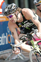29 JUL 2007 - SALFORD, UK - Tim Don - Salford ITU World Cup Triathlon. (PHOTO (C) NIGEL FARROW)