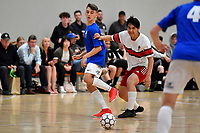 Futsal – CSW Regional Futsal Tournament at ASB Sport Centre, Wellington, New Zealand on Wednesday 11 March 2020. <br /> Photo by Masanori Udagawa. <br /> www.photowellington.photoshelter.com