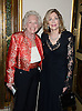 Iris Love and Dame Jillian Sackler  attend The New York Landmarks Conservancy's 21st Annual Living Landmarks Gala on November 6, 2014 at The Plaza Hotel in New York.<br /> <br /> photo by Robin Platzer/Twin Images<br />  <br /> phone number 212-935-0770