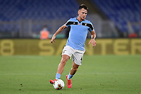 Gil Patric of SS Lazio during the Serie A football match between SS Lazio and ACF Fiorentina at stadio Olimpico in Roma ( Italy ), June 27th, 2020. Play resumes behind closed doors following the outbreak of the coronavirus disease. Photo Antonietta Baldassarre / Insidefoto