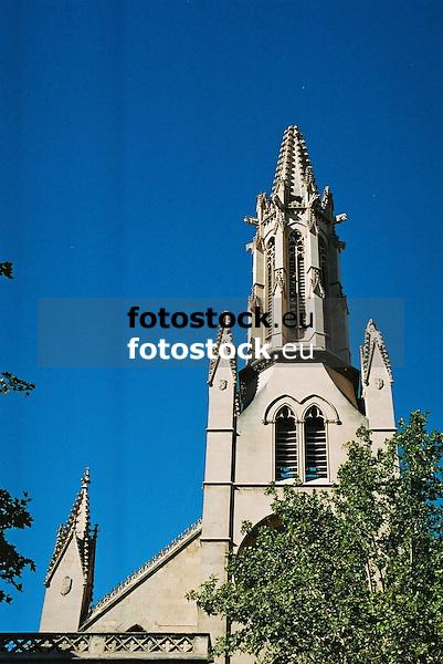 Santa Eulalia Church (XXIV-XXV centuries)<br /> <br /> Iglesia Santa Eulalia (siglo XXIV/XXV)<br /> <br /> Santa Eulalia Kirche (14./15. Jh.)<br /> <br /> 1840 x 1232 px<br /> 150 dpi: 31,16 x 20,86 cm<br /> 300 dpi: 15,58 x 10,43 cm<br /> Original: 35 mm
