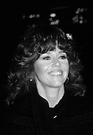Jane Fonda  in New York City. 1981