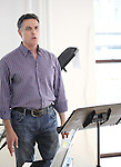 Robert Cuccioli.at the Actor's Fund Benefit Rehearsal for 'CHESS' on 7/20/2012 in New York City.  ***EXCLUSIVE***