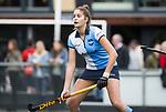 AMSTELVEEN - Tess van Ramshorst (Hurley)  Hoofdklasse competitie dames, Hurley-HDM (2-0) . FOTO KOEN SUYK