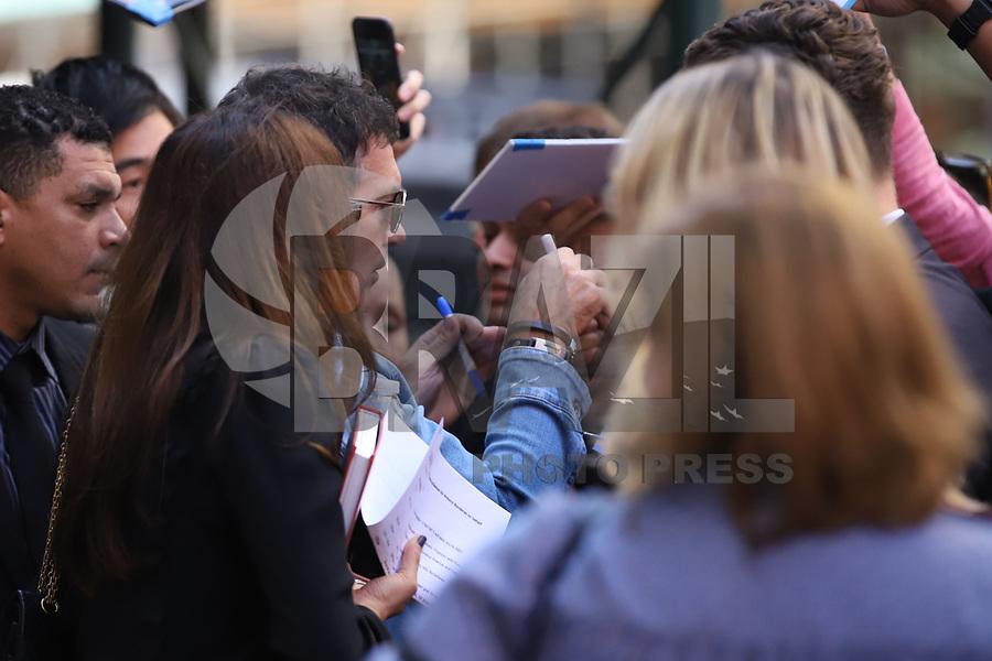 NOVA YORK, EUA, 27.09.2019 - CELEBRIDADE-EUA - O Ator Antonio Bandeiras é visto na cidade de Nova York, nesta sexta-feira, 27. (Foto: Vanessa Carvalho/Brazil Photo Press/Brazil Photo Press)