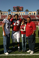 18 November 2006: Ismail Simpson during Stanford's 30-7 loss to Oregon State at Stanford Stadium in Stanford, CA.