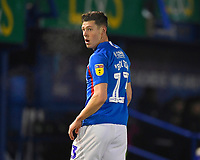 James Bolton of Portsmouth during Portsmouth vs Northampton Town, Leasing.com Trophy Football at Fratton Park on 3rd December 2019