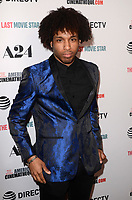 """LOS ANGELES - FEB 22:  Al-Jaleel Knox at the """"The Last Movie Star"""" Premiere at the Egyptian Theater on February 22, 2018 in Los Angeles, CA"""