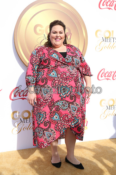 06 January 2018 - Los Chrissy Metz.  2018 Gold Meets Golden held at The Sunset House. Photo Credit: PMA/AdMedia